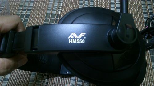 AVF HM550 3