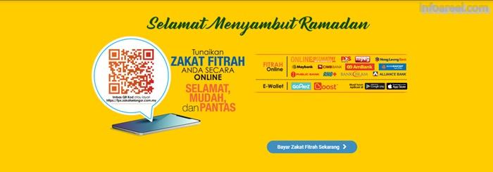 Zakat Fitrah Jom Bayar Online! 2020/1441 Hijrah
