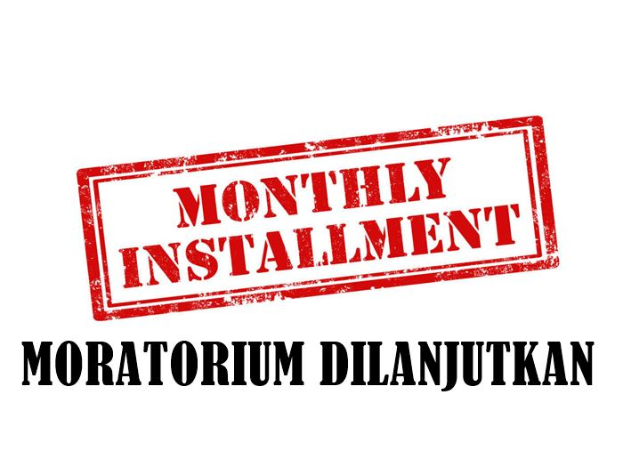 Moratorium 3 Bulan Tambahan Untuk Yang Terkesan