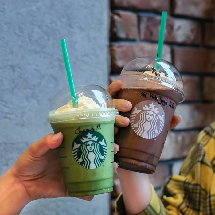 Starbucks Promo 20%